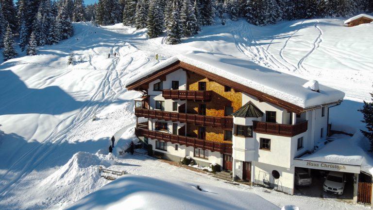 Haus Christoph | St. Anton am Arlberg | Fam. Berger